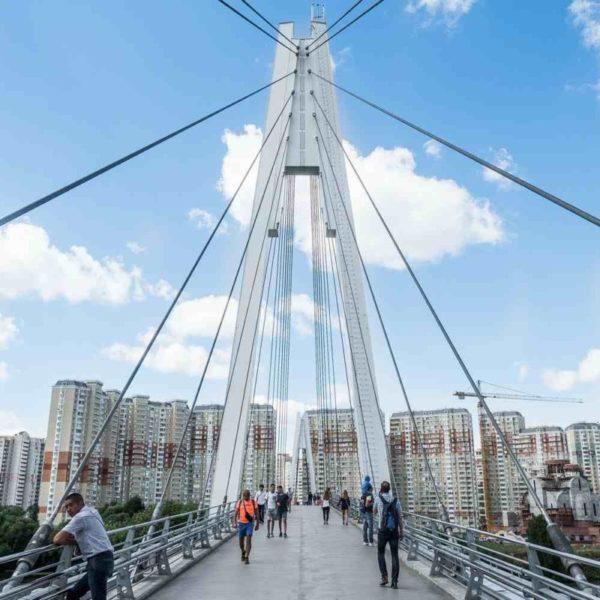 окружение - мост